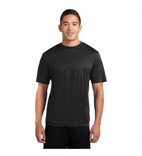 Dri Tek Moisture Wicking Athletic T Shirt
