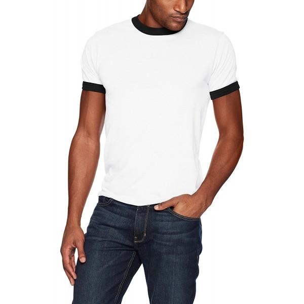 Augusta Sportswear Ringer Shirt White