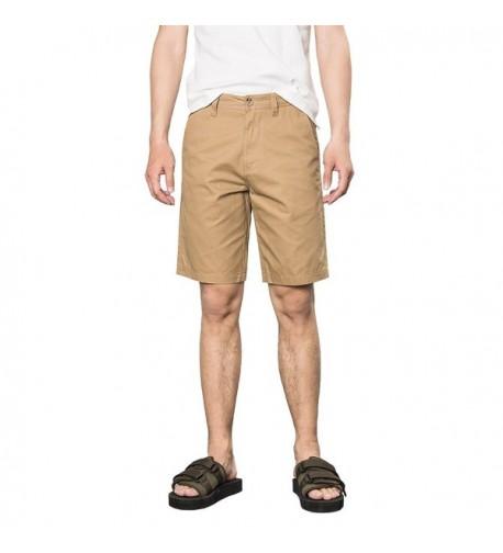LOCALMODE Casual Classic Chino Shorts