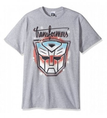 Transformers Autobots Graffiti T Shirt Sport