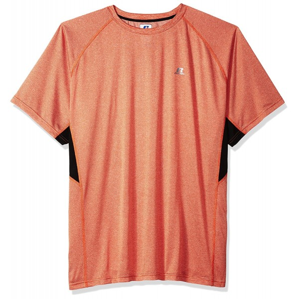 Russell Athletic Contrast Insert Orange