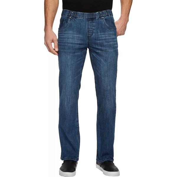 NBZ Mens Sunrise Blue Jeans