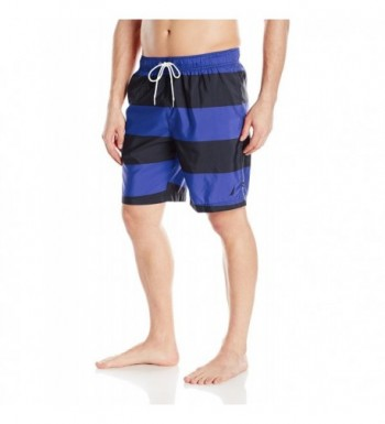 Nautica Quick Striped Bright Cobalt