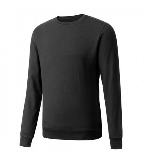 Regna Cotton Hooded Sweatshirt Black