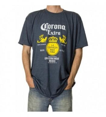 Corona Bottle Label T Shirt XX Large