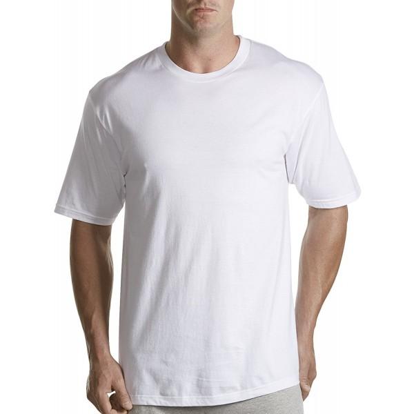 Harbor Bay Crewneck T Shirts 3 Pack