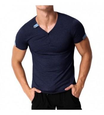 MODCHOK Cotton Short Sleeve Button