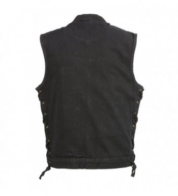 Cheap Real Men's Vests for Sale