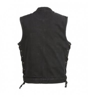 Cheap Real Men's Vests for Sale