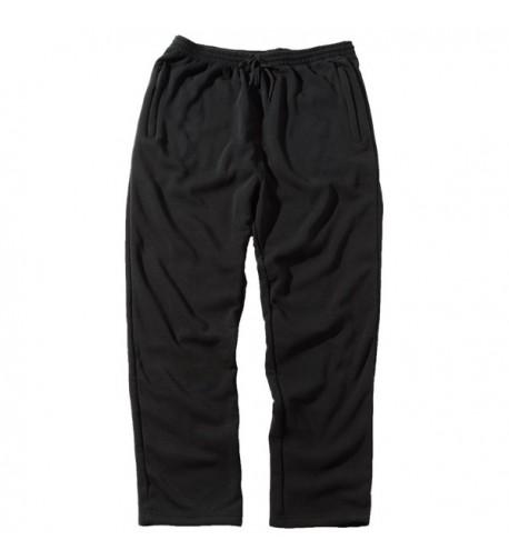 Greatrees Cotton Fleece Sweatpants Regular