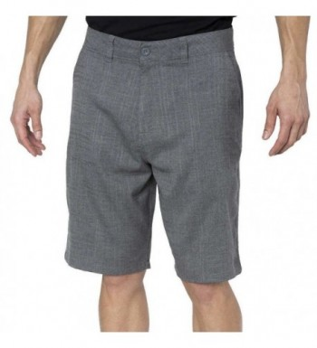 Hang Ten Mens Walkshort Grey