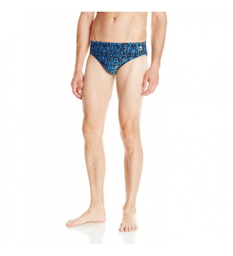 TYR Mens Petra Racer Brief