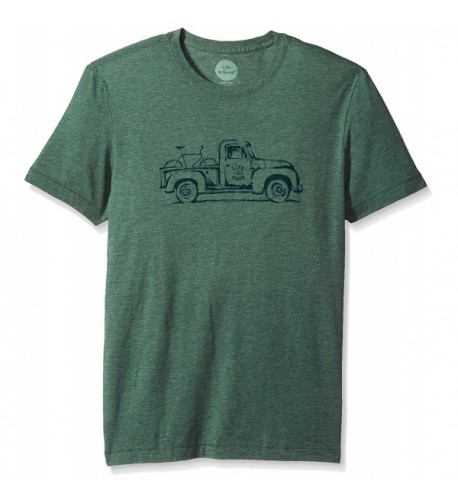 Life Vintage Truck Forest Medium