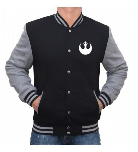 Decrum Rebel Varsity Letterman Jacket