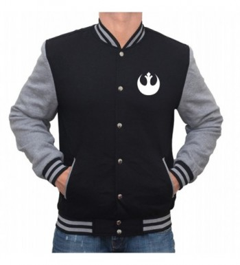Decrum Rebel Varsity Letterman Jacket