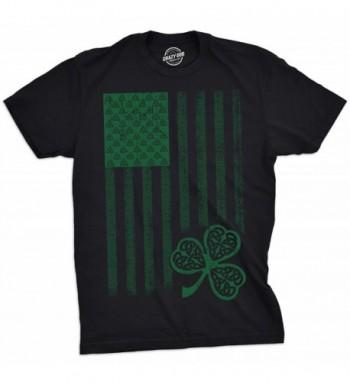 Crazy Dog T Shirts Patriotic Patricks