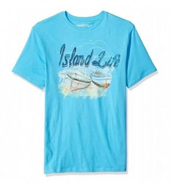 Margaritaville Sleeve Island T Shirt X Large