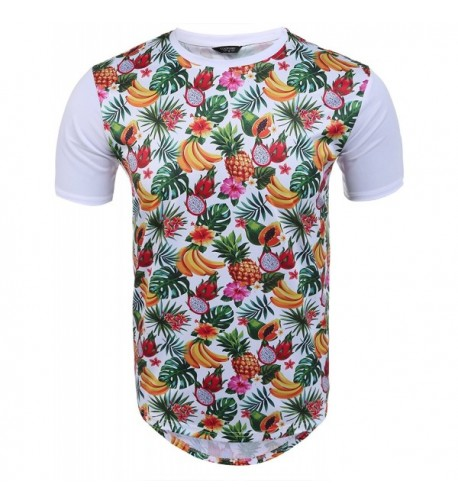 Coofandy Hipster Graphic T shirts XX Large