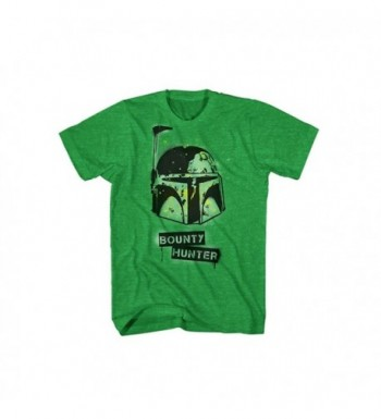 Bounty Hunter Stencil Graphic T Shirt
