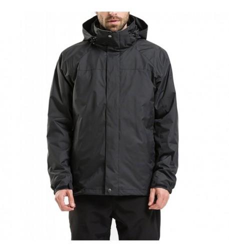 IyMoo Windproof Sportswear Waterproof Mountain