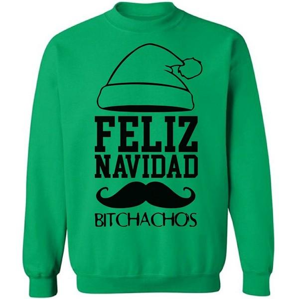 Pekatees Navidad Bitchachos Sweatshirt Christmas