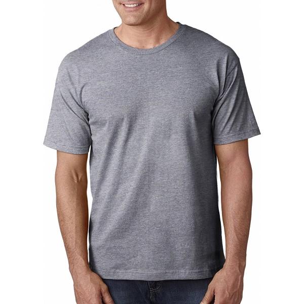 Bayside USA Made Cotton Sleeve T Shirt