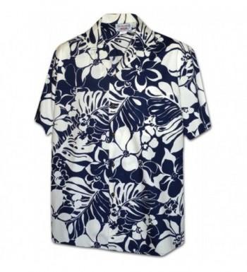 Hapa Pareau Hawaiian Aloha Shirts