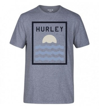 Hurley MTS0025470 Sundown Shirt Heather