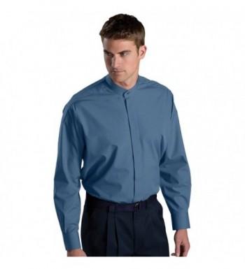Garments Banded Collar Sleeve Shirt