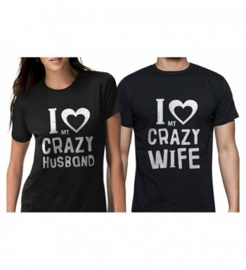 Tstars Anniversary Newlywed Matching T Shirts