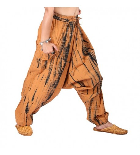 Fashion FarmersTie Hippy Harem Elastic