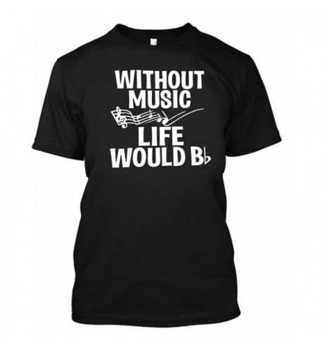 Adult Without Music Would Shirt