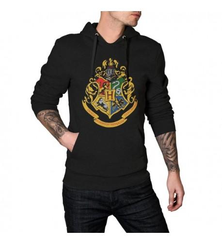 Decrum Black Hogwarts Quidditch Hoodie