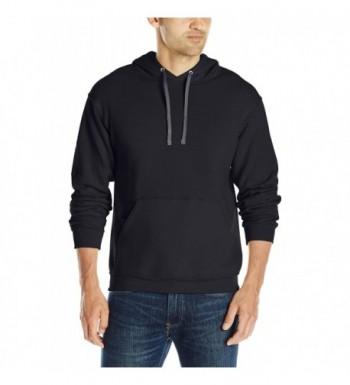 Fruit Loom Hooded Sweatshirt Black