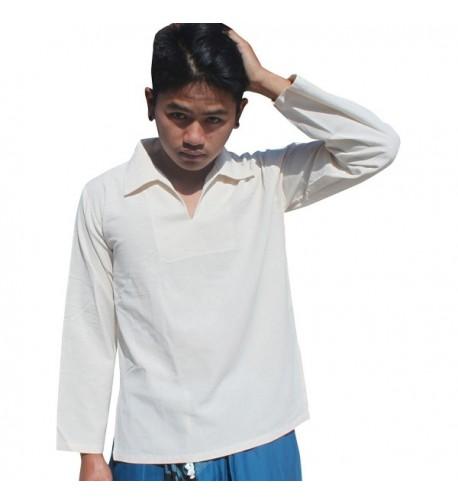 RaanPahMuang Summer Cotton Collar X Small