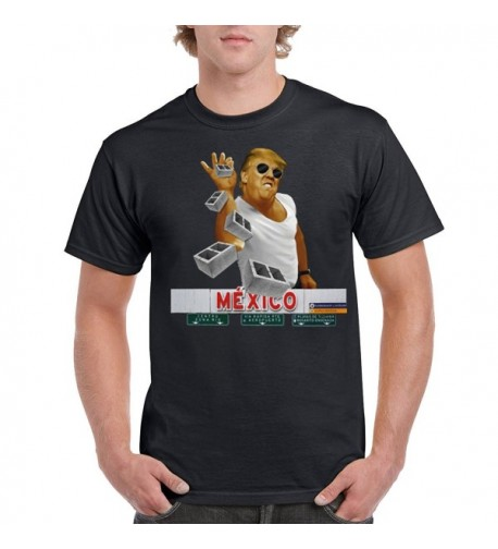 Pitching Mexico T Shirts NeckTee Shirts