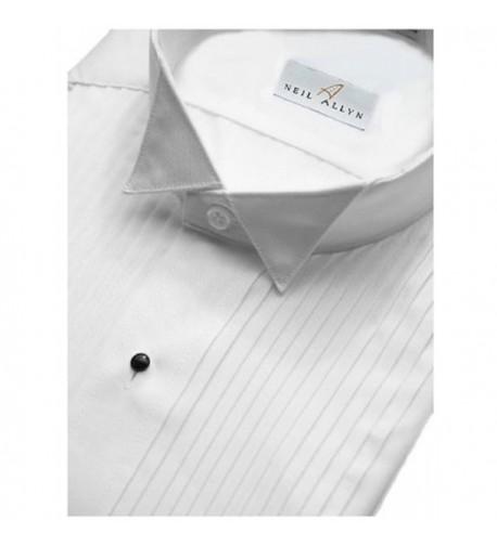 Tuxedo Shirt Neil Allyn Cotton