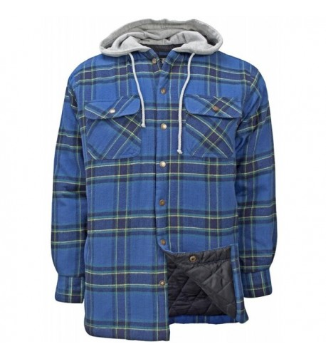 Canyon Guide Outfitters Flannel Insulated