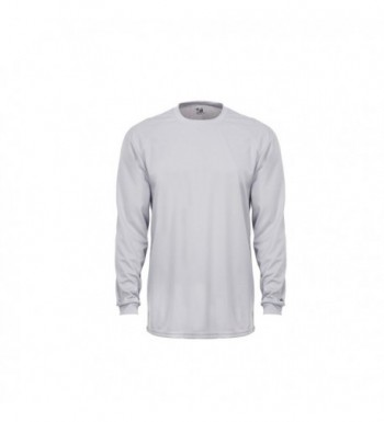 Badger Sportswear Sleeve Silver X Large