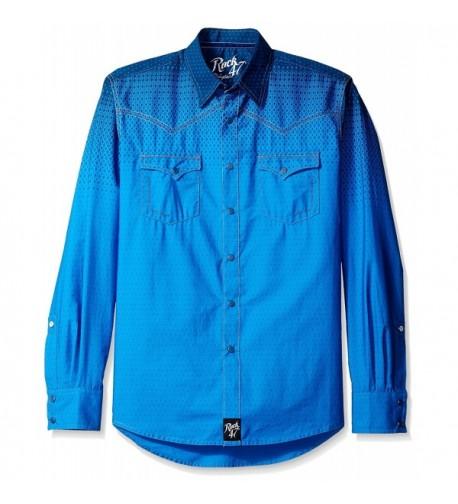 Wrangler Pocket Front Sleeve Shirt