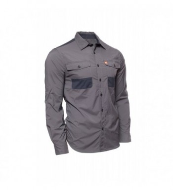 Brand Original Men's Casual Button-Down Shirts for Sale