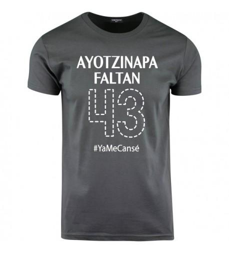 ShirtBANC Ayotzinapa Faltan YaMeCanse Shirts