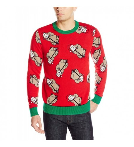 Alex Stevens Bonanza Christmas Sweater