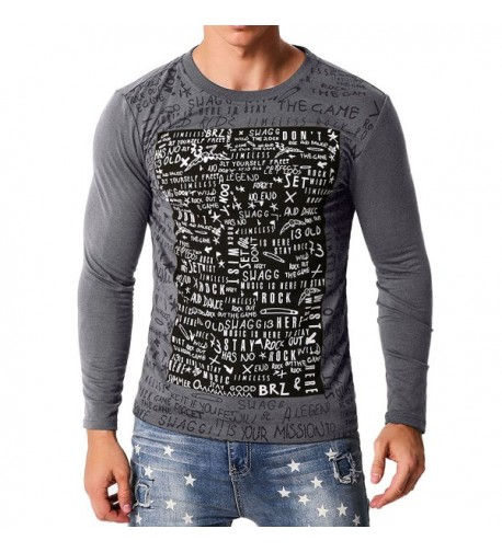 MODCHOK Sleeve Printed Shirts Blouse