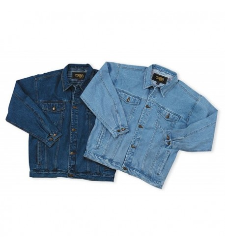 Mens Classic Style Blue Jacket