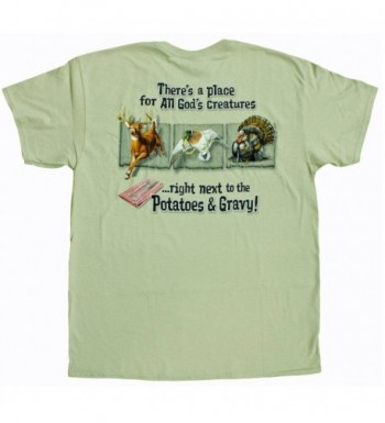 Buckwear Creatures Potatoes T Shirt x large