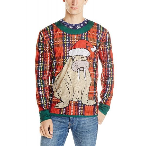 Faux Real Walrus Sweater Medium
