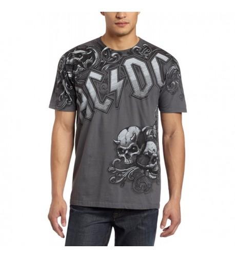 Liquid Blue Prowler T Shirt Charcoal