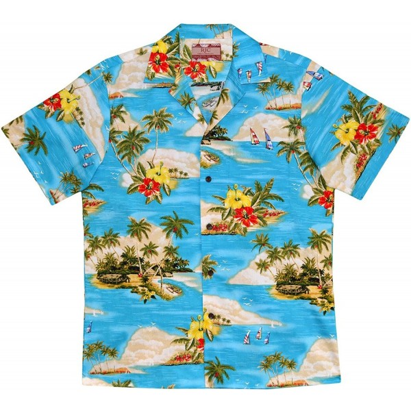 RJC Pacific Sailing Hawaiian Turquoise