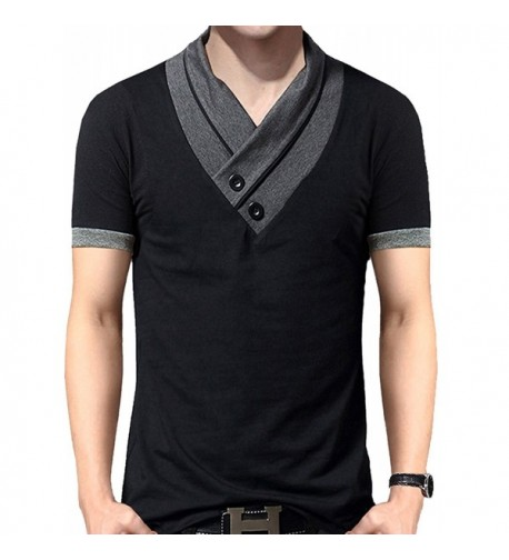i select Short Sleeved T Shirt Layered Style